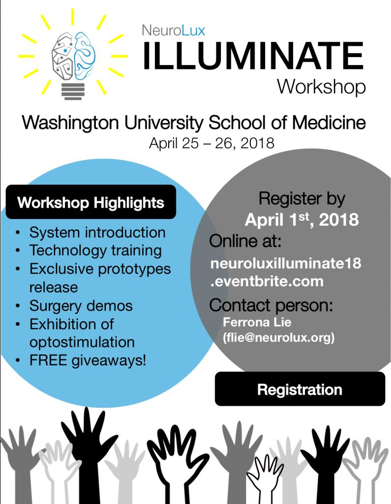 Neuroscientists Illuminate Role Of >> Neurolux Illuminate 2018 Free Technology And Surgery Training For